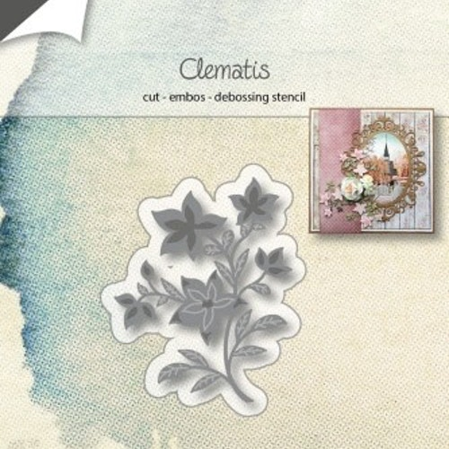 Joy! crafts Die - clematis 6002/1123
