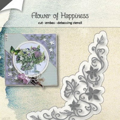 Joy! crafts Die - flowers of happiness 6002/1186