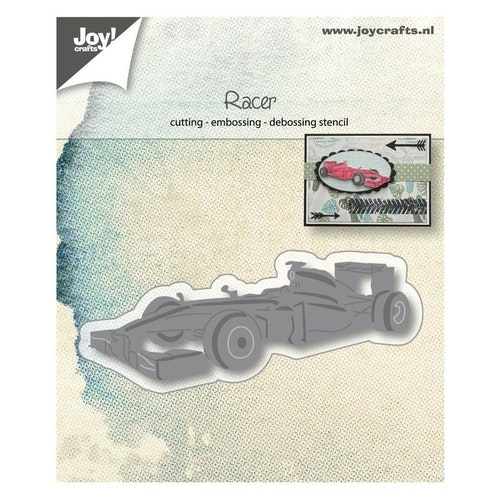 Joy! crafts Die - racer 6002/1034