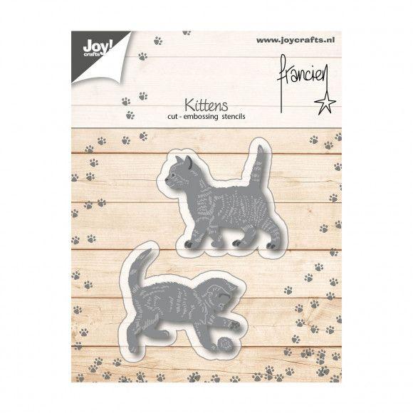 Joy! crafts Die - kittens 6002/1126