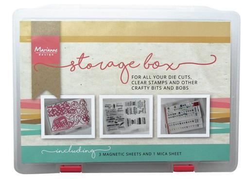 Marianne Magnetic storage box