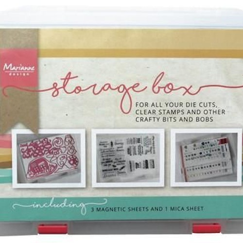 Marianne Magnetic storage box