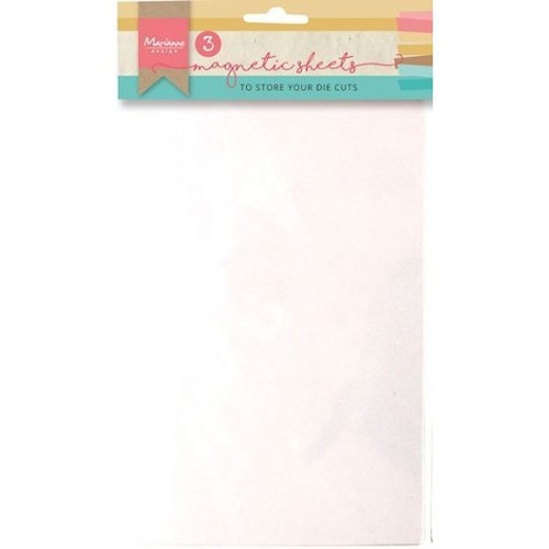 Marianne Magnetic sheets, 3 st