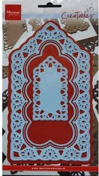 Marianne Design Die - Stor tag LR0334