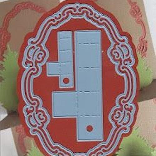 Marianne Design Die - Frame & pop up LR0371