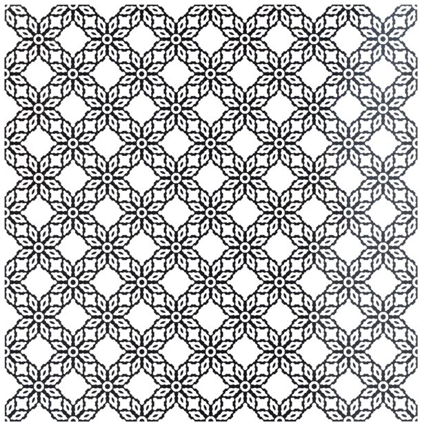 Creative Expressions Embossing Folder 8x8, Poinsettia Trellis