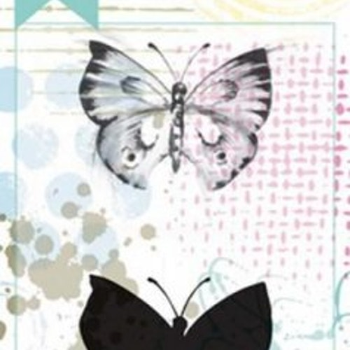 Marianne Design Stamps - Butterfly MM1613