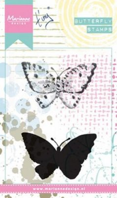 Marianne Design Stamps - Butterfly MM1614
