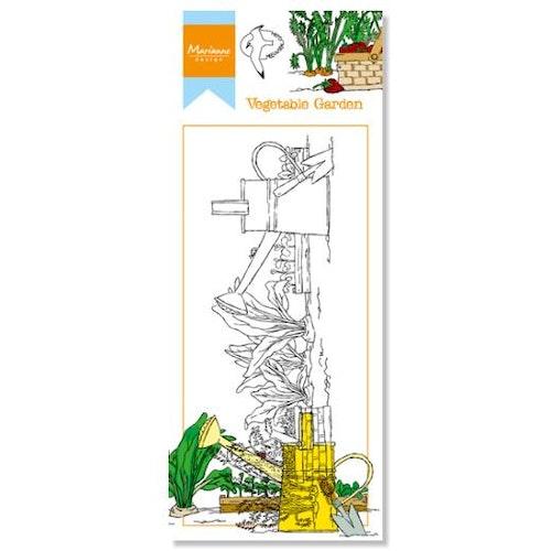 Marianne Design Stamps - Garden HT1612