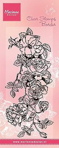 Marianne Design Stamps - Roses TC0847