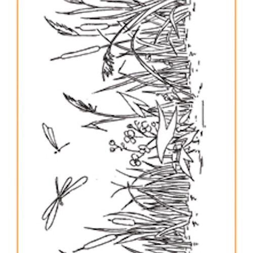 Marianne Design Stamps - Pond HT1616