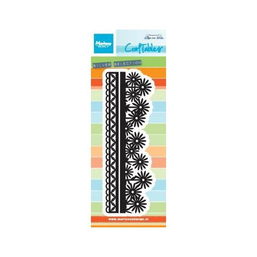 Marianne Design Die - flower border CR1330