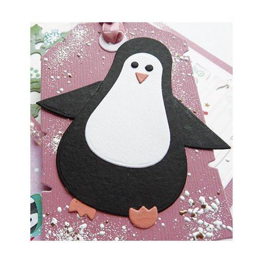 Marianne Design Dies - Penguin COL1331