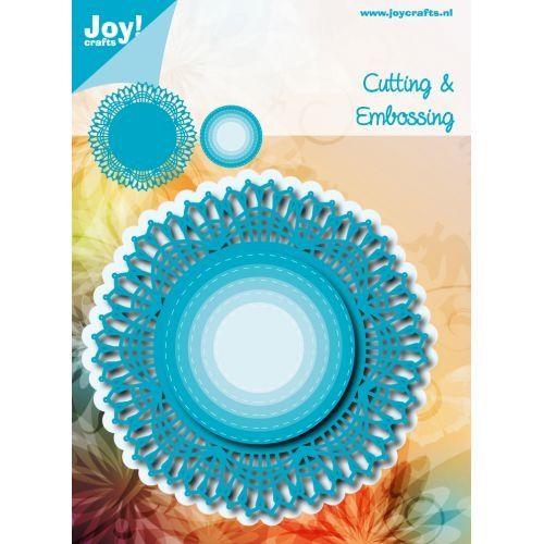 Joy! Crafts Dies - sunflower frame 6002/1141
