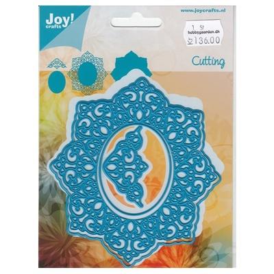 Joy! Crafts Dies - frame & corner 6002/1256