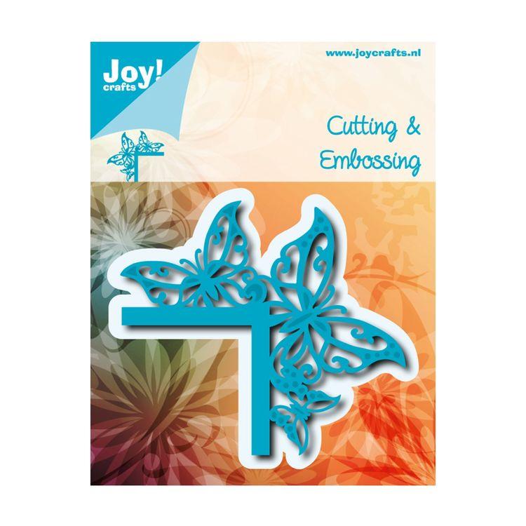 Joy! crafts Dies - Butterfly corner 6002/0764