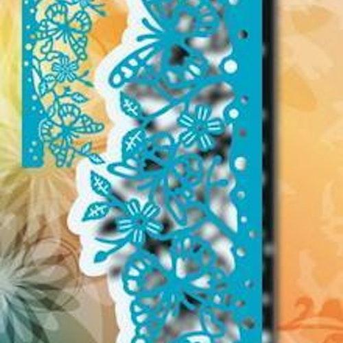 Joy! crafts Dies - Butterfly border 6002/1271