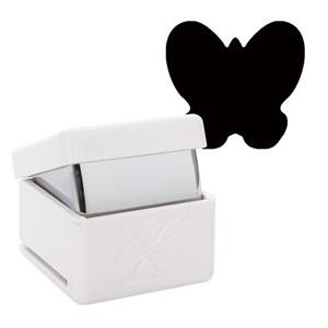 """xcut Punch Large - 1"""" butterfly"""