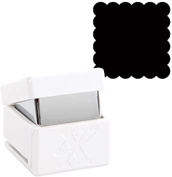 "xcut Punch Medium - 5/8"" scallop square"
