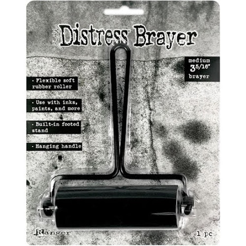 Tim Holtz Distress Brayer 3 5/16inch - Medium