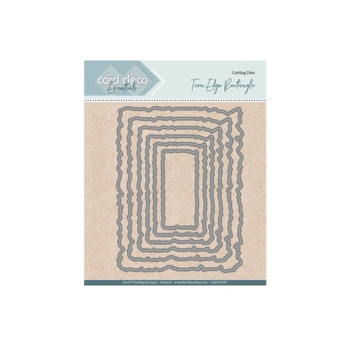 Card deco dies - Tags CDECD0076
