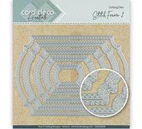 Card deco dies -Frame 2 CDECD0034