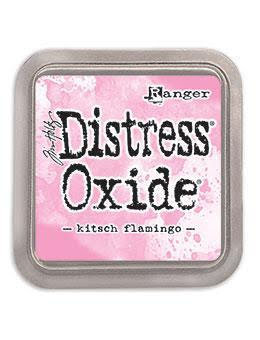 Distress oxide dyna, Kitsch flamingo