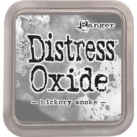 Distress oxide dyna, hickory smoke