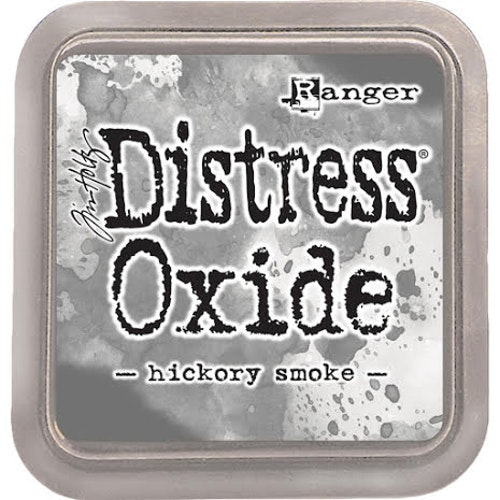 Distress oxide dyna, hickory smoke