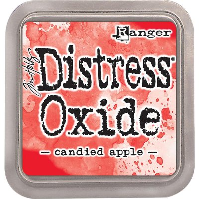 Distress oxide dyna, candied apple