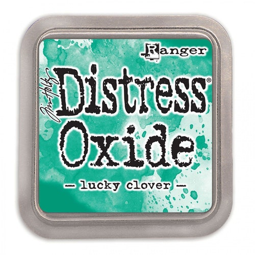 Distress oxide dyna, lucky clover