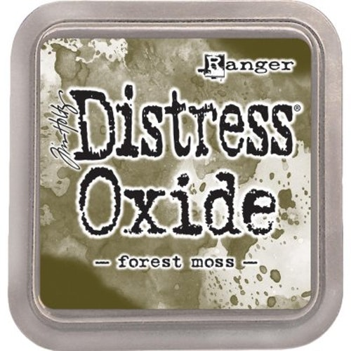 Distress oxide dyna, forest moss