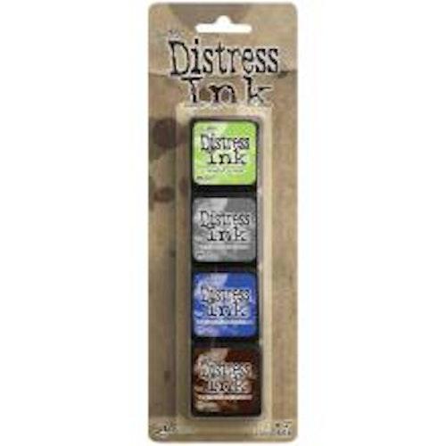 Tim Holtz Distress Mini Ink Kits - 14