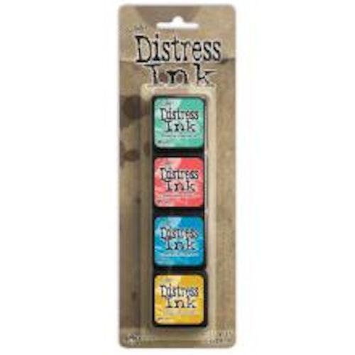 Tim Holtz Distress Mini Ink Kits - 13