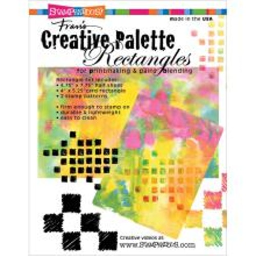 Stampendous Frans Creative Palette - Rectangles