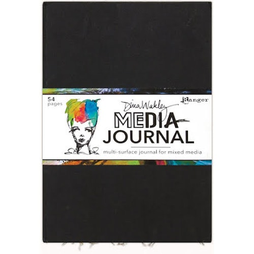 Dina Wakley Media Journal 10X14.25