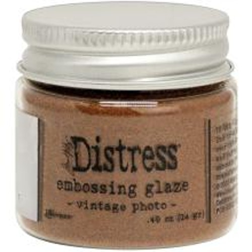 Tim Holtz Distress Embossing Glaze - Vintage Photo