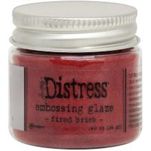 Tim Holtz Distress Embossing Glaze - Fired Brick
