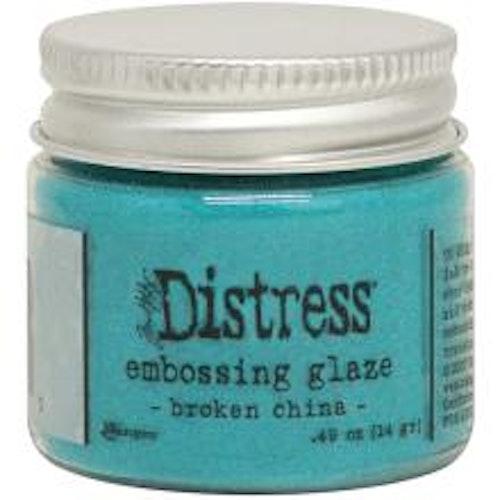 Tim Holtz Distress Embossing Glaze - Broken China