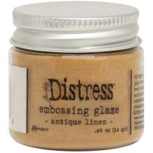 Tim Holtz Distress Embossing Glaze - Antique Linen