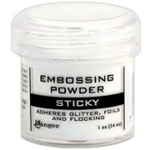 Ranger Sticky Embossing Powder