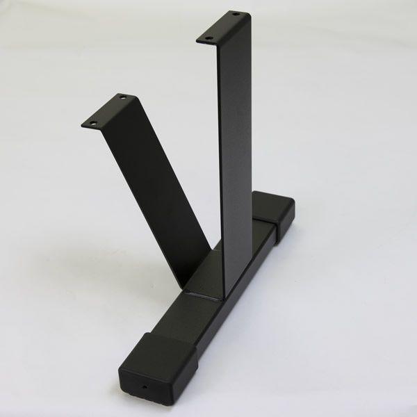 Bakben till model D svart