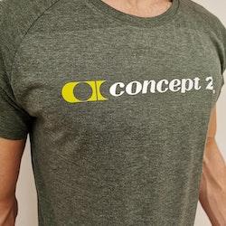 Concept2 Träningströja Herr Grön