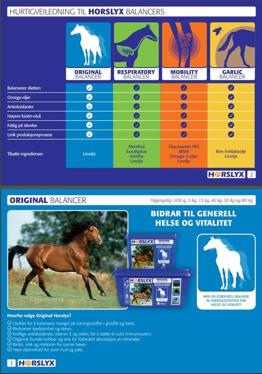 Horselyx Orginal