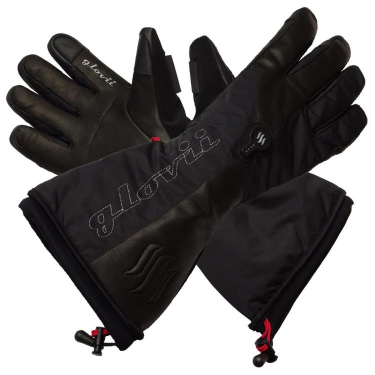 Oppvarmede hansker