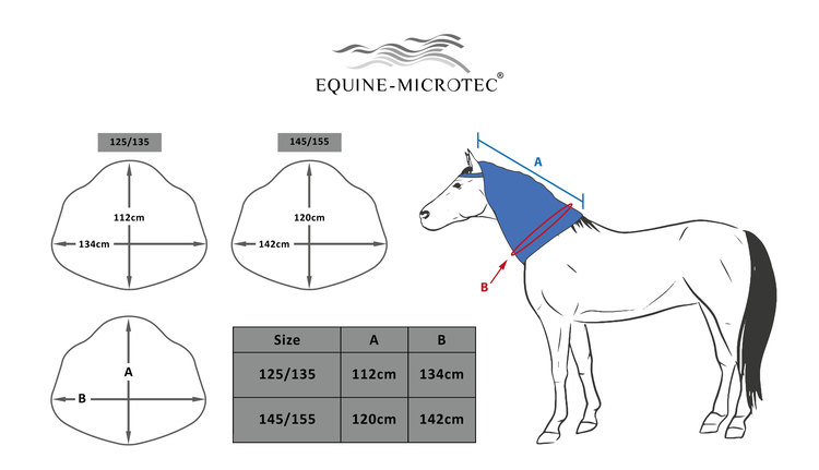 Halsdel for Oxford termisk utedekken Microtec