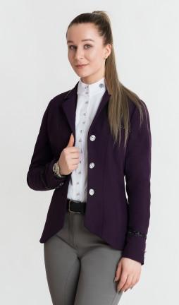 Dahlia Lehmann Plum Purple