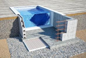 Thermoblock - Scandinavian - Swimmingpool & Spa