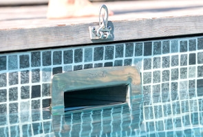 Inbyggnadsdetaljer - Scandinavian - Swimmingpool & Spa