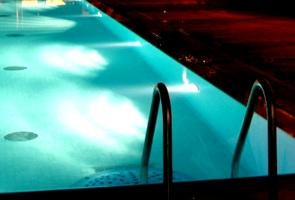 Belysning - Scandinavian - Swimmingpool & Spa